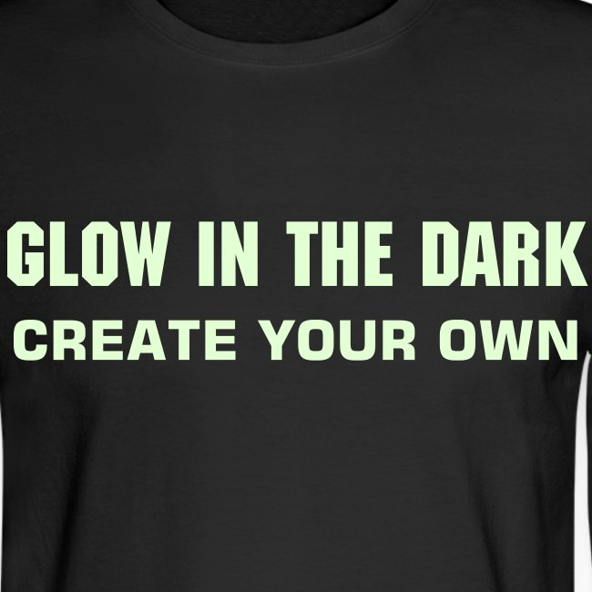 85417e8709d GLOW IN THE DARK - CREATE YOUR OWN - IZATRINI.com