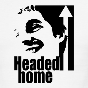 Headed Home - Men's Ringer T-Shirt