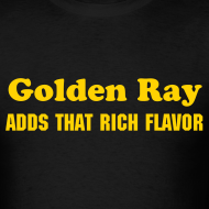 Design ~ GOLDEN RAY ADDS THAT RICH FLAVOR - IZATRINI.com
