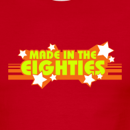 Design ~ Made in the 80s (Red Ringer)