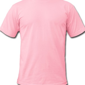 pink - Men's T-Shirt by American Apparel