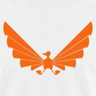 Design ~ LOA - orange on white