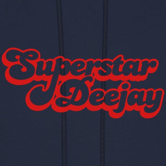 superstar dj hoodie