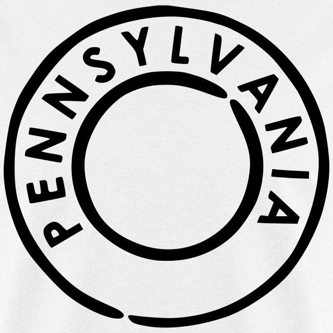 Pennsylvania Represent Tee