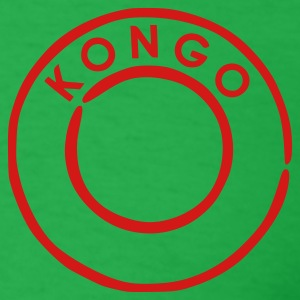 Bright green Kongo - Congo T-Shirts - Men's T-Shirt