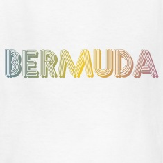White Lennon Bermuda NYC Kids' Shirts
