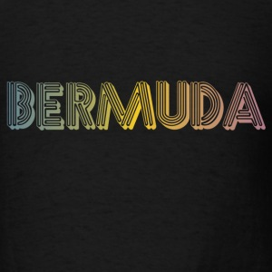 Black Lennon Bermuda NYC T-Shirts - Men's T-Shirt