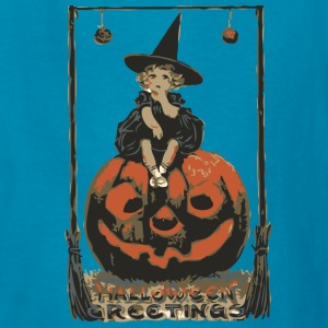 Halloween Greetings - Kids - Kids' T-Shirt