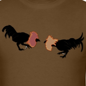EthanX's Cock Fight - Men's T-Shirt