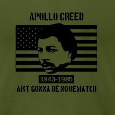 In Memory of Apollo Creed