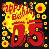 Design ~ Birthday Shirt 5 Years - Happy Birthday Design - Special present - Geburtstag Shirt