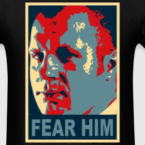 FEDOR EMELIANENKO T SHIRT FEAR HIM MMA UFC - Men's T-Shirt