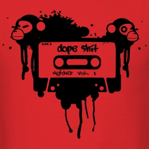 Red Dope Shit T-Shirts - Men's T-Shirt