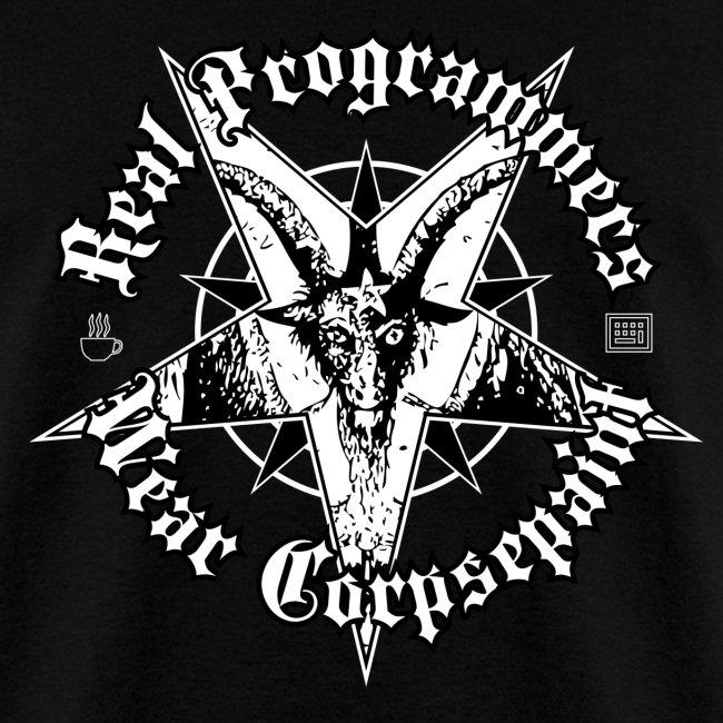 Real Programmers Wear Corpsepaint