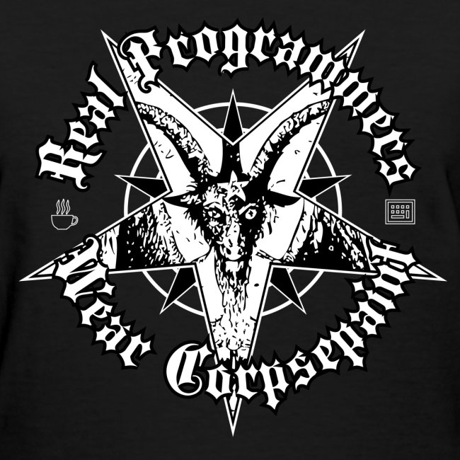 Real Programmers... (Women's)