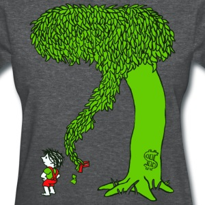 Taking Tree - Women's T-Shirt