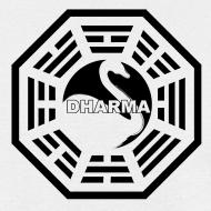 Design ~ Dharma Initiave T-Shirt LOST Tee