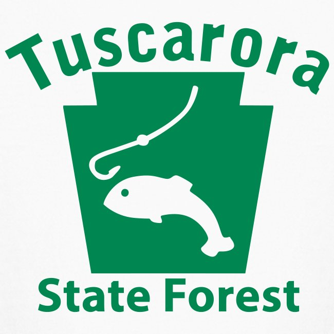 Tuscarora State Forest Keystone Fish