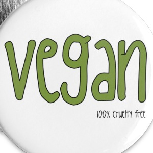 Vegan Buttons - Large Buttons