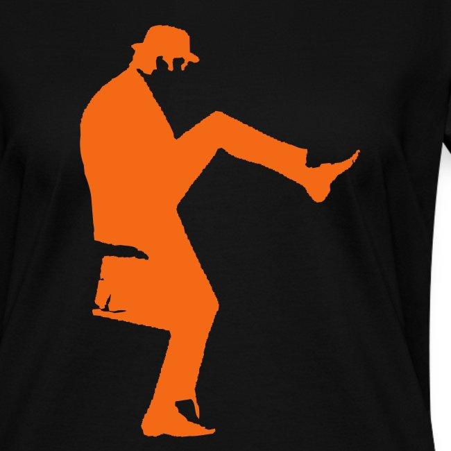 John Cleese Silly Walk Women's Shirt