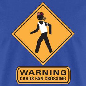 Design ~ Cards Fan Crossing