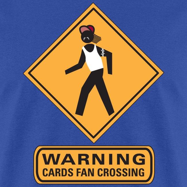 Cards Fan Crossing
