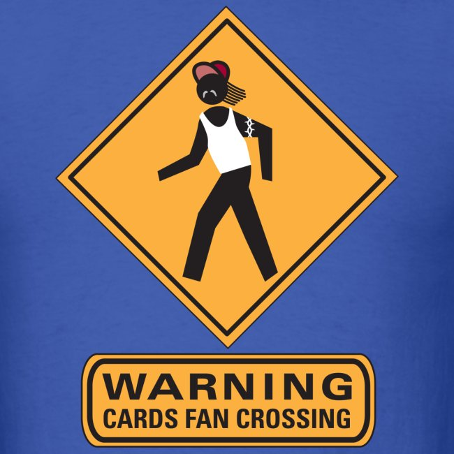Cards Fan Crossing