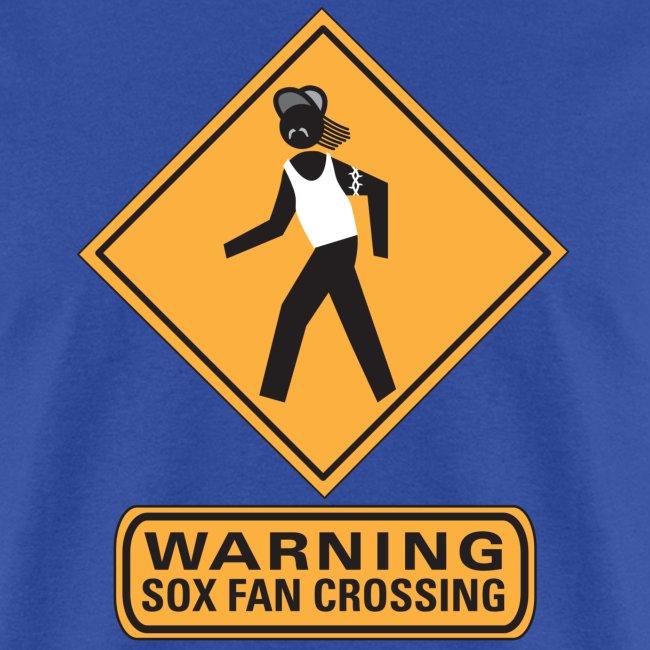 Sox Fan Crossing