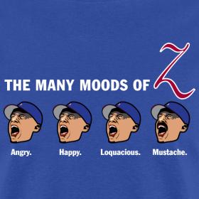 Design ~ The Many Moods of Big Z
