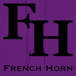 French Horn - Women's Hoodie