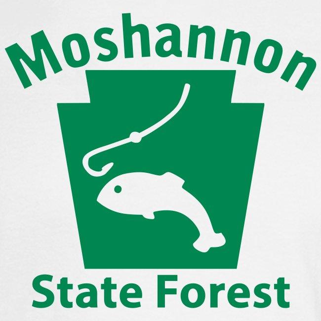 Moshannon State Forest Keystone Fish