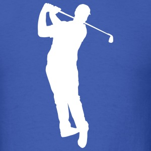 Royal blue golf T-Shirts - Men's T-Shirt
