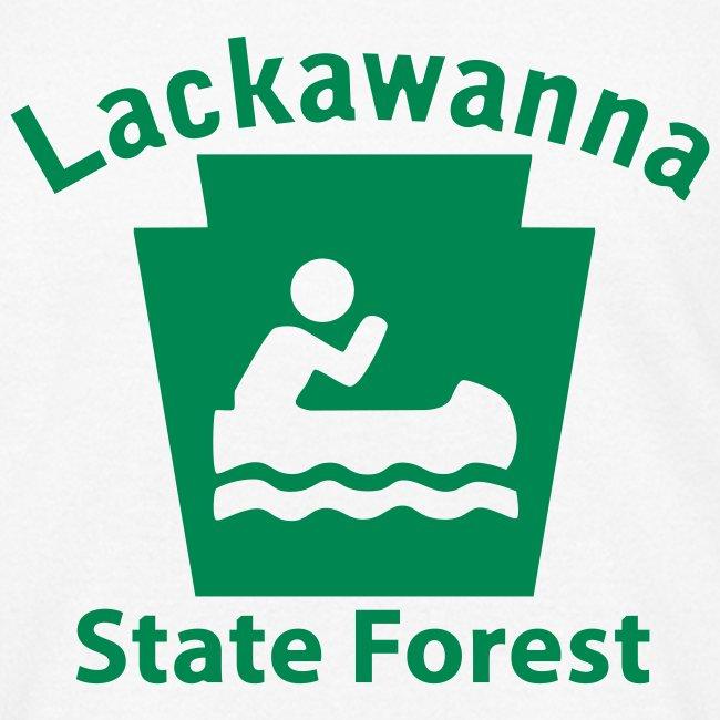 Lackawanna State Forest Keystone Boat