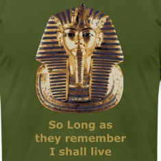 Olive King Tut T-Shirts