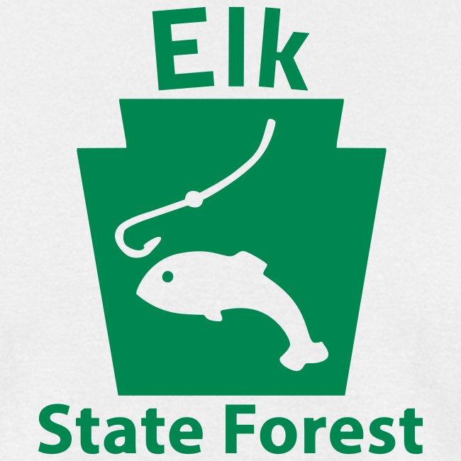 Elk State Forest Keystone Fish