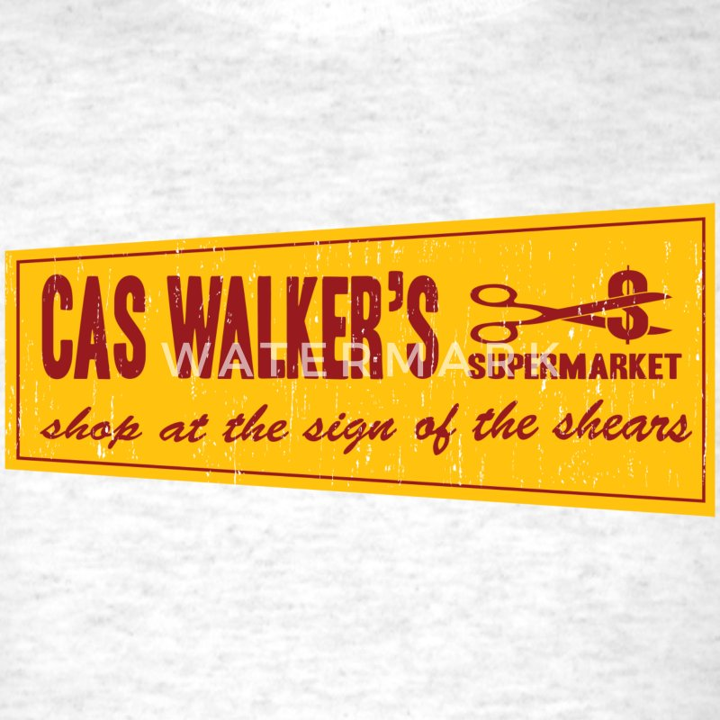 Cas Walker Vintage Tee - Men's T-Shirt