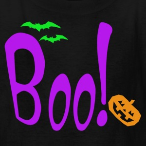 kids halloween BOO 1 - Kids' T-Shirt