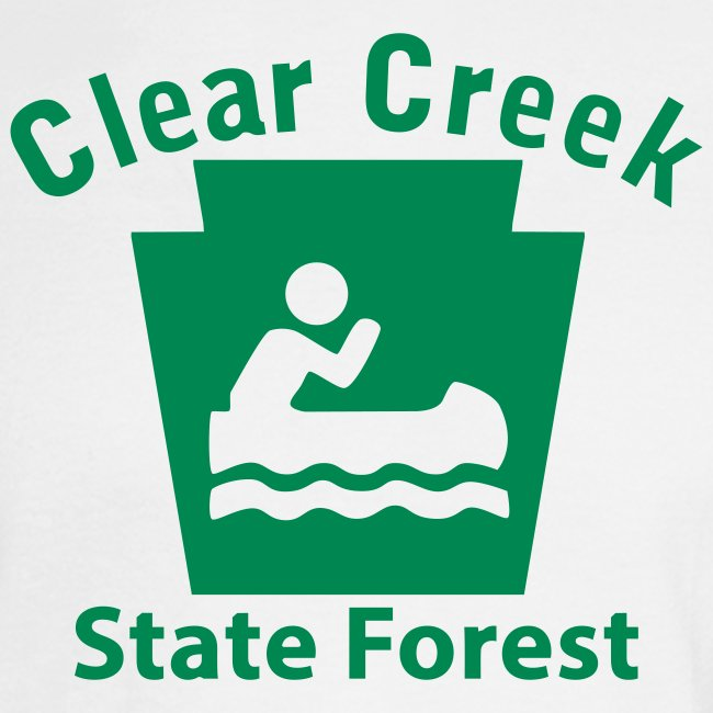 Clear Creek State Forest Keystone Boat