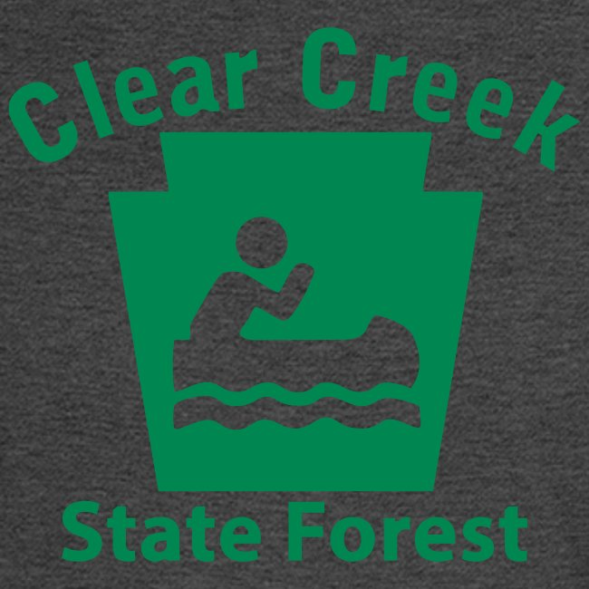 Clear Creek State Forest Keystone Boat