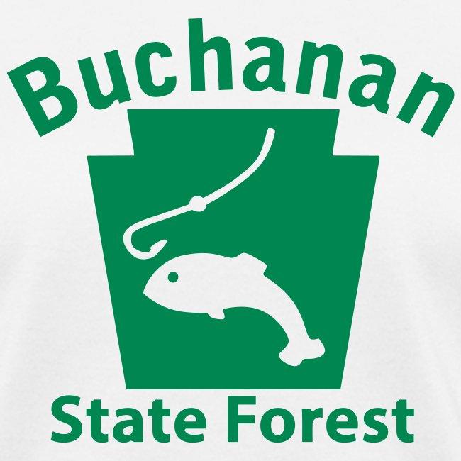 Buchanan State Forest Keystone Fish