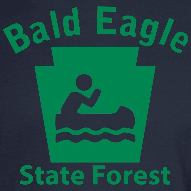 Bald Eagle State Forest Keystone Boat