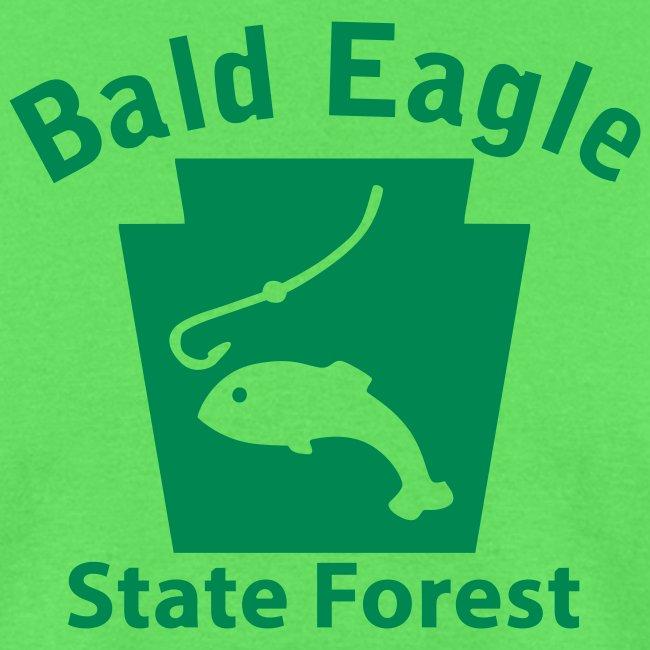 Bald Eagle State Forest Keystone Fish