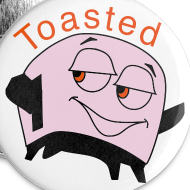 Design ~ Toasted Pin