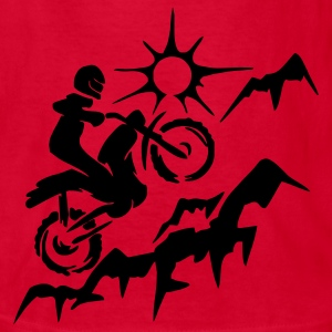MOTORCYLE - Kids' T-Shirt