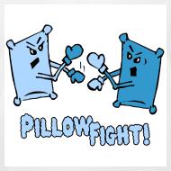 Design ~ Pillow Fight T-shirt