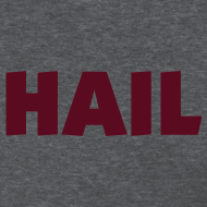 Design ~ Ladies Hail T - Deep Heather