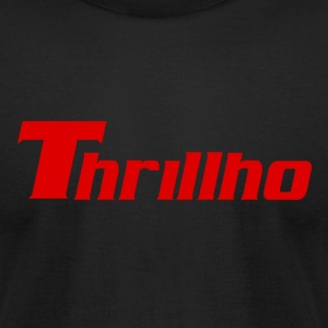 Thrillho - Men's T-Shirt by American Apparel