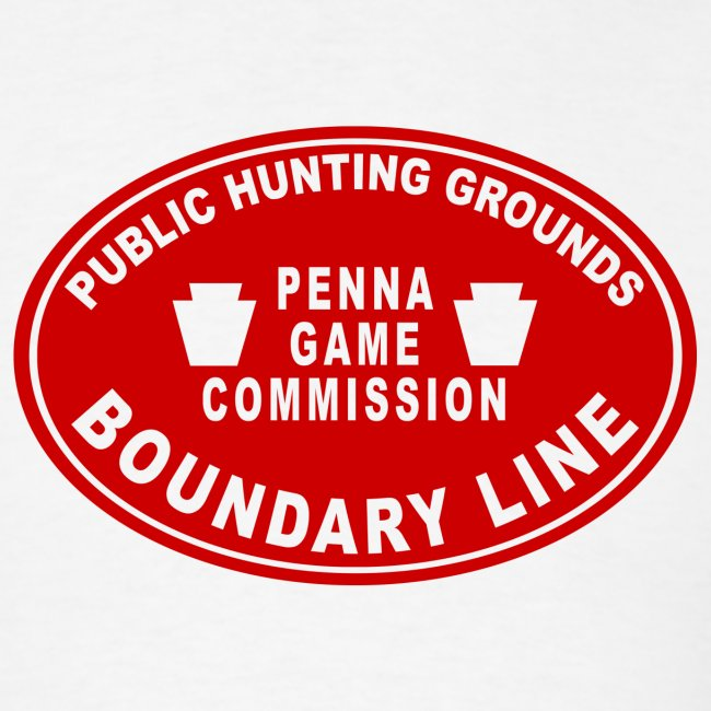 PA State Game Lands Boundary