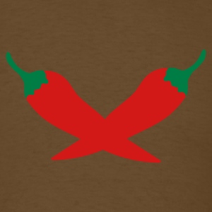 chili - Men's T-Shirt