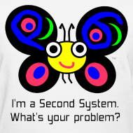 Design ~ Second System - Women's t-shirt